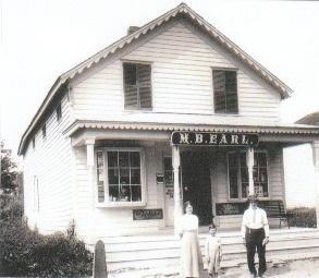 M.B. Earl Store