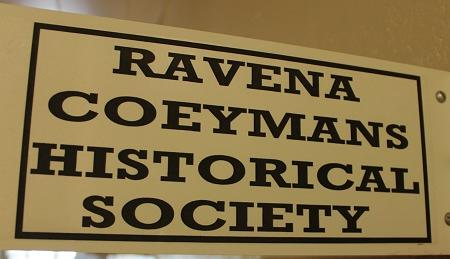 Exhibit Space and Archives of the Ravena-Coeymans Historical Society